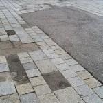 Zo ziet het plein voor de Stephansdom eruit.