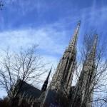 Nogmaals de Votivkirche.