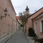 Stammersdorf, een goede plek om wijn te proeven.